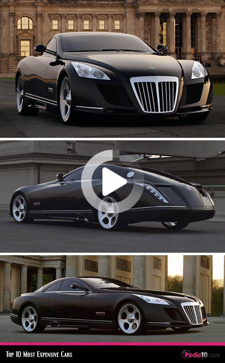 Mercedes benz maybach exelero luxury cars mercedes