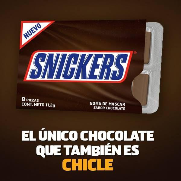 Snickers Mexico - ¡Espéralo para 2017!