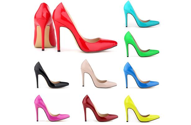 Zapatos Formales Neon