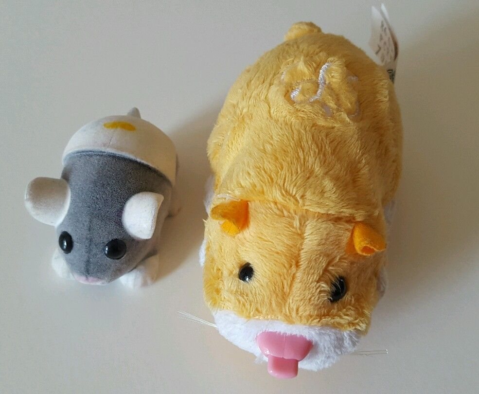 Zhu Zhu Pets Hamster Nugget Zhu Zhu Hamster Baby Muffin Bundle Zhu Zhu Hamster Baby Muffins Hamster