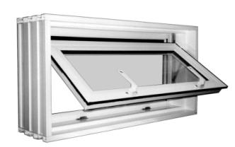 Deluxe Custom Awning And Hopper Basement Windows Redi Exit Basement Windows Custom Awnings Basement Remodeling
