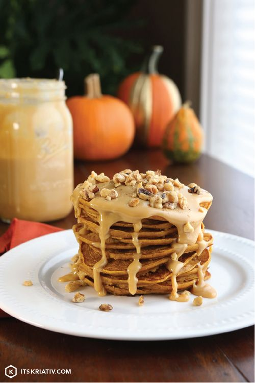 recipe: food network pumpkin pancakes [22]