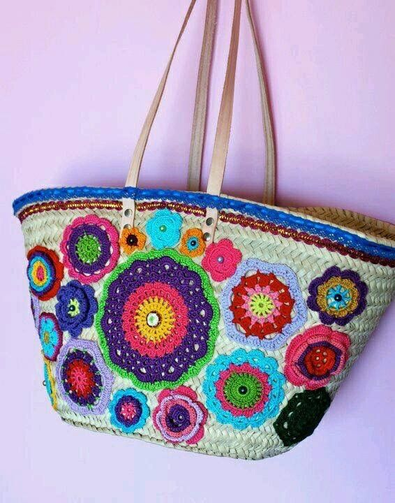 Pin von Maria Milenka Muñoz Catalan auf Crochet | Pinterest