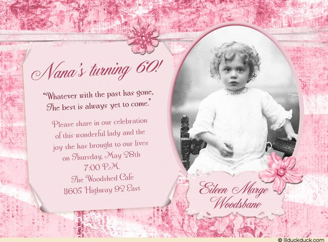 Floral shabby chic birthday invitation twins birthday ideas floral shabby chic birthday invitation filmwisefo Images