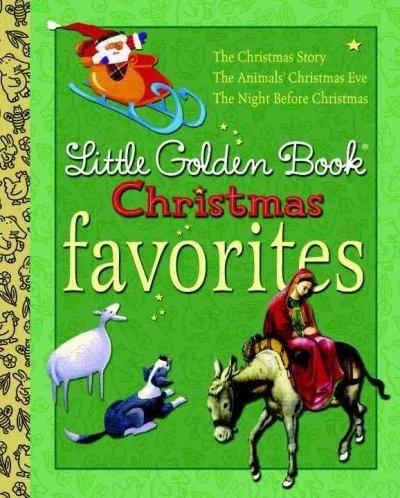 Christmas Favorites   Little golden books, Christmas books ...