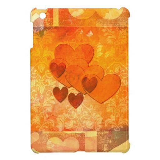 Heart Gifts | orange Flames