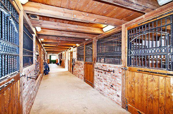 Beautiful Stables Dream Horse Barns Barn House Kits Prefab Barns