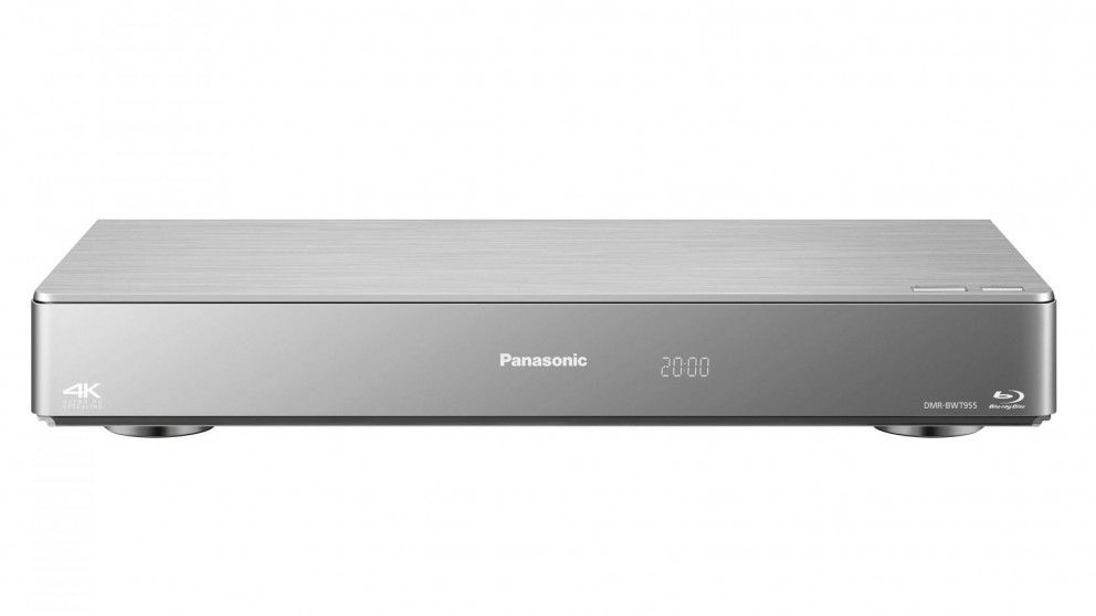 Panasonic 3d 4k 2tb Blu Ray Recorder With Triple Hd Tuner Blu Ray Players Recorders Blu Ray Dvd Recorders Dvd Recorders Blu Ray Home Theater Recorders