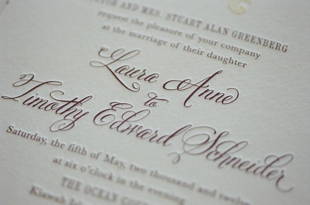 Calligraphy Font For Wedding Invitations  Calligraphy Font For - best of wedding invitation design fonts