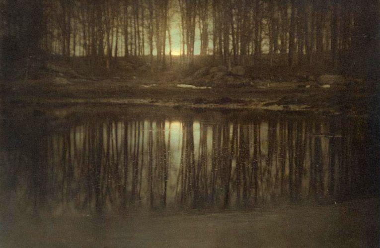 Edward Steichen, The Pond - Moonrise, 1904