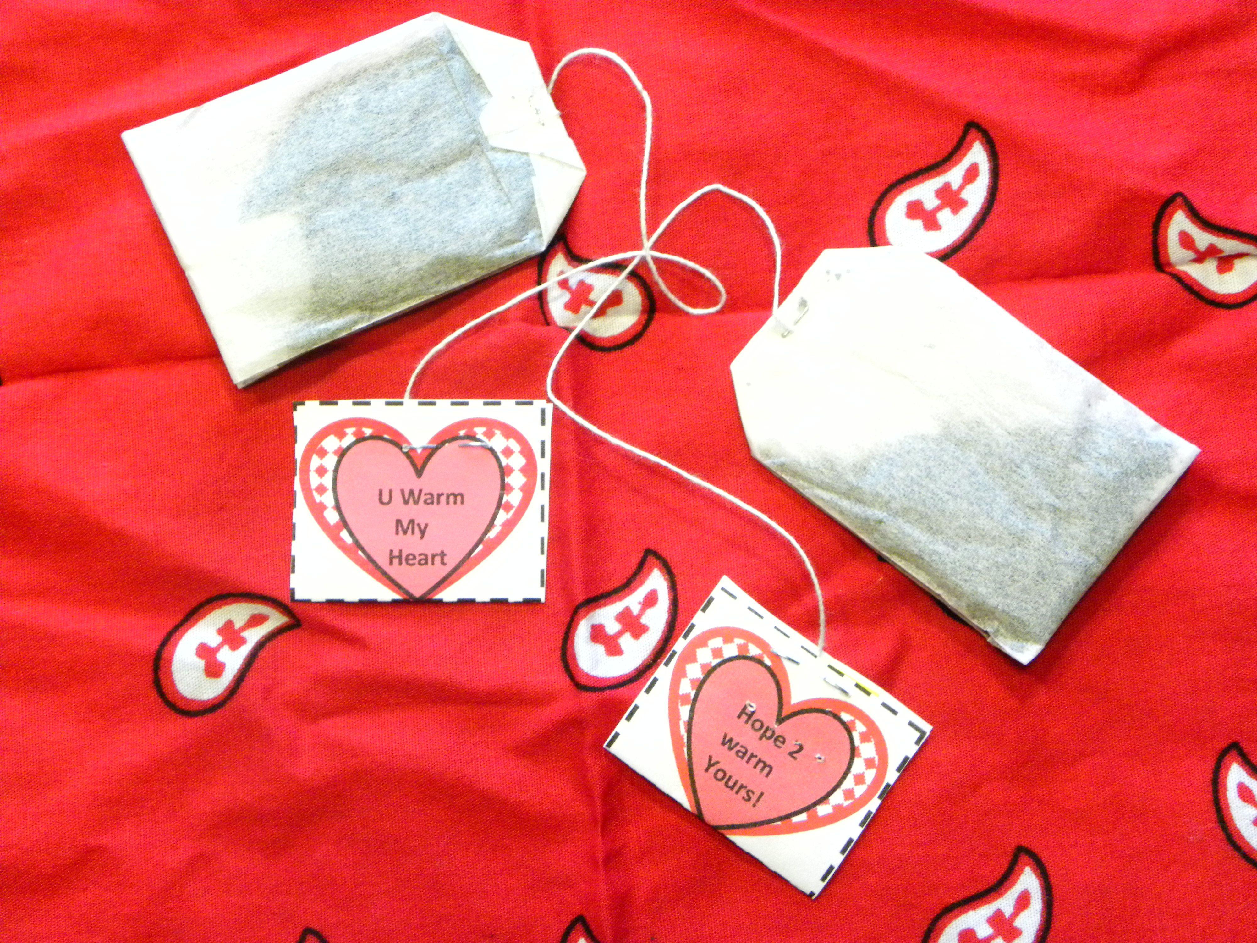 Heartfelt Teatime Get The Free Printable To Make These