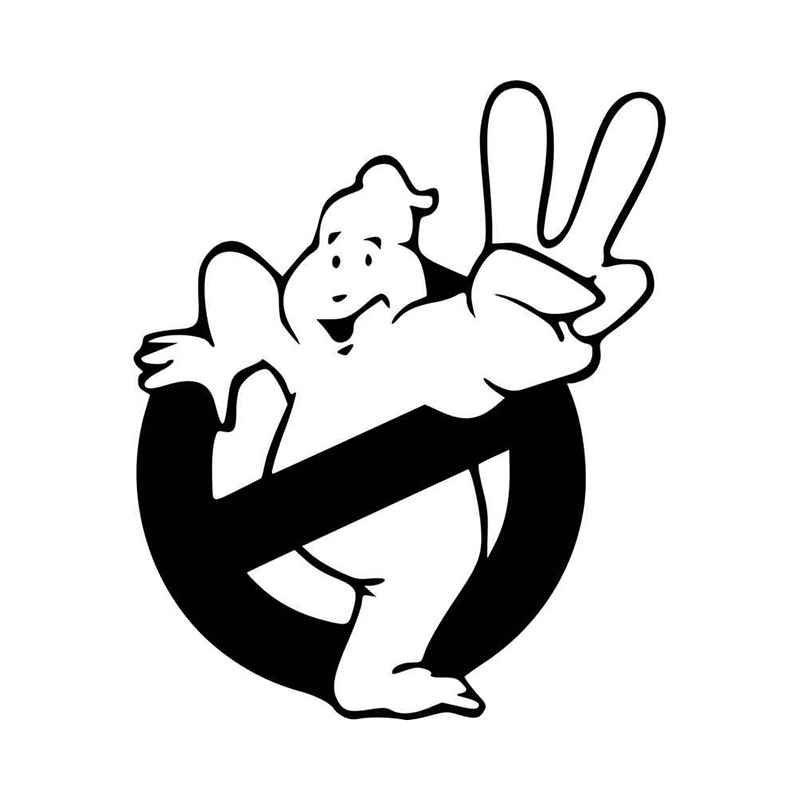 Ghostbusters Vinyl Aufkleber Sticker