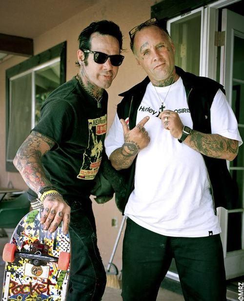 Duane Peters & Jay Adams. I just love them. Legends.