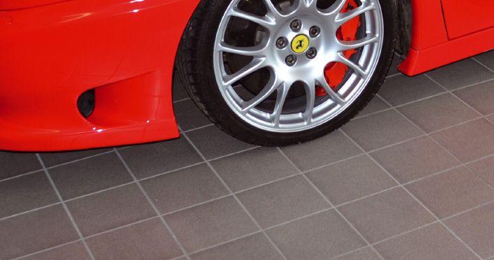 Garage Flooring Garage Floor Tiles From Dura Garages Duras
