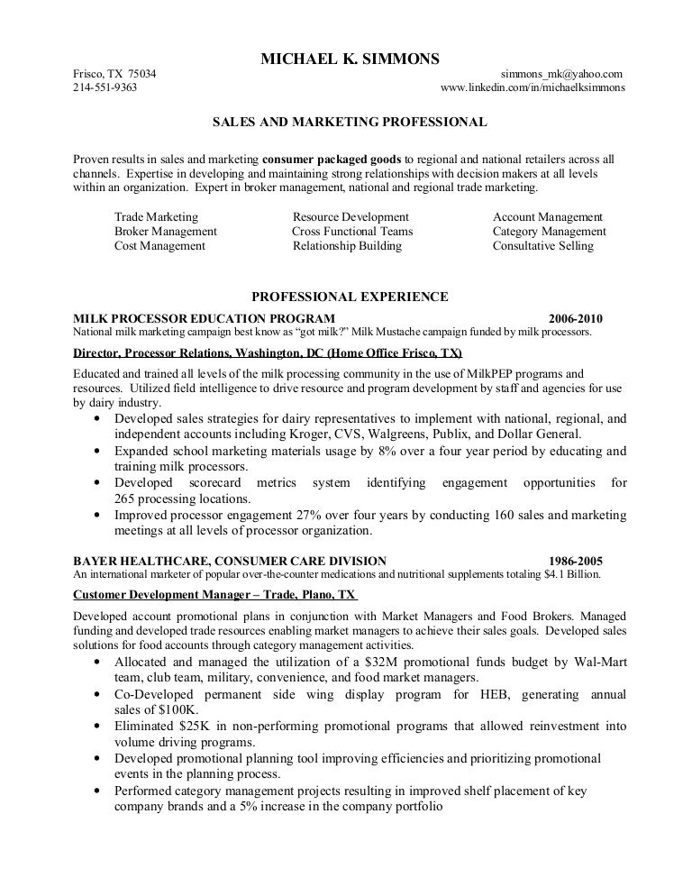 sales & marketing candidate profile key competencies cv examples pdf for students skills and attributes to put on a resume hr generalist doc