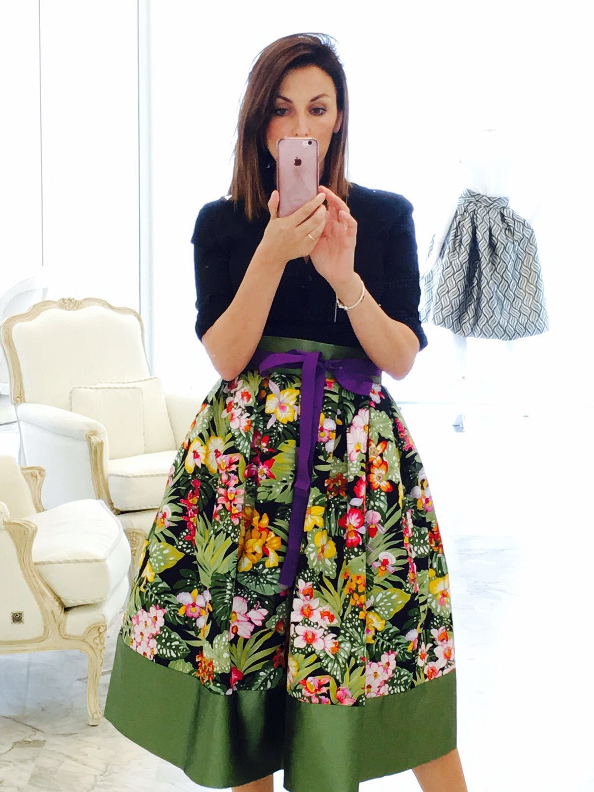 hot sale online 6a6cd 8dbce GIADA CURTI Skirts - New Collection Spring/Summer 2016 ...