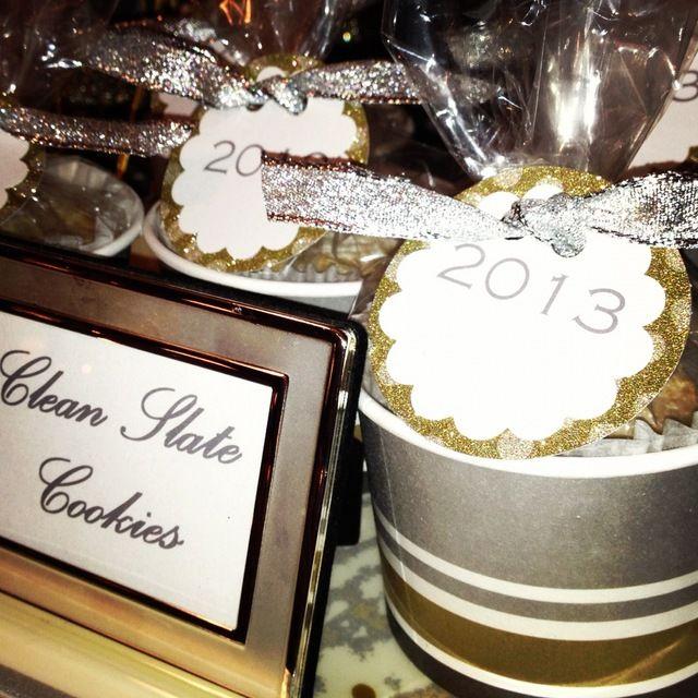 Clean Slate Cookies