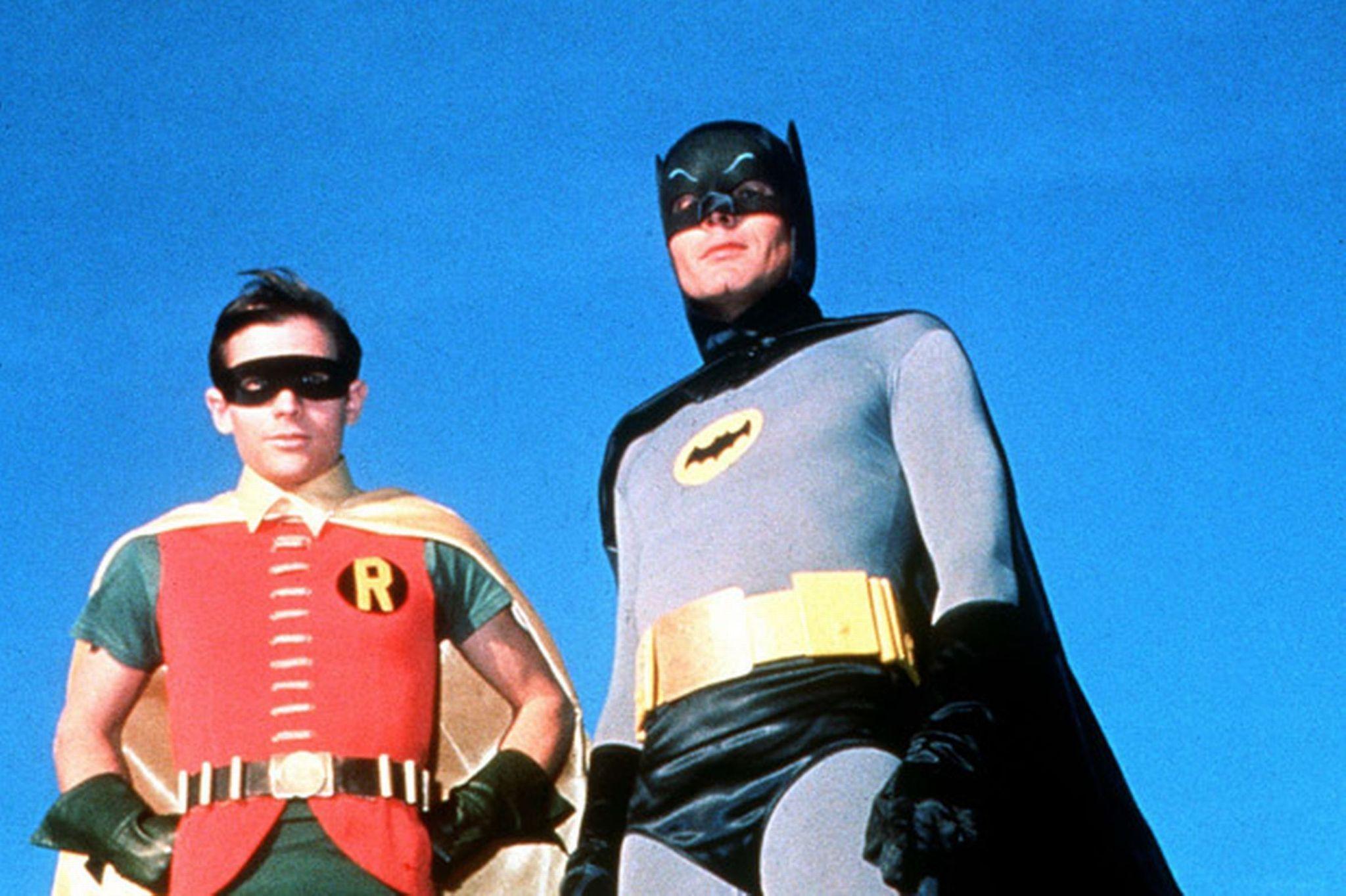 Nouveau Dessin à Colorier Batman Et Robin
