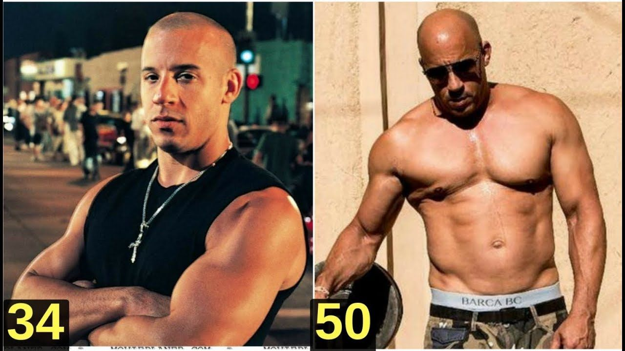Vin Diesel From 3 to 50 years old | brej | Pinterest | Vin diesel