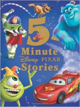 5 minute story books