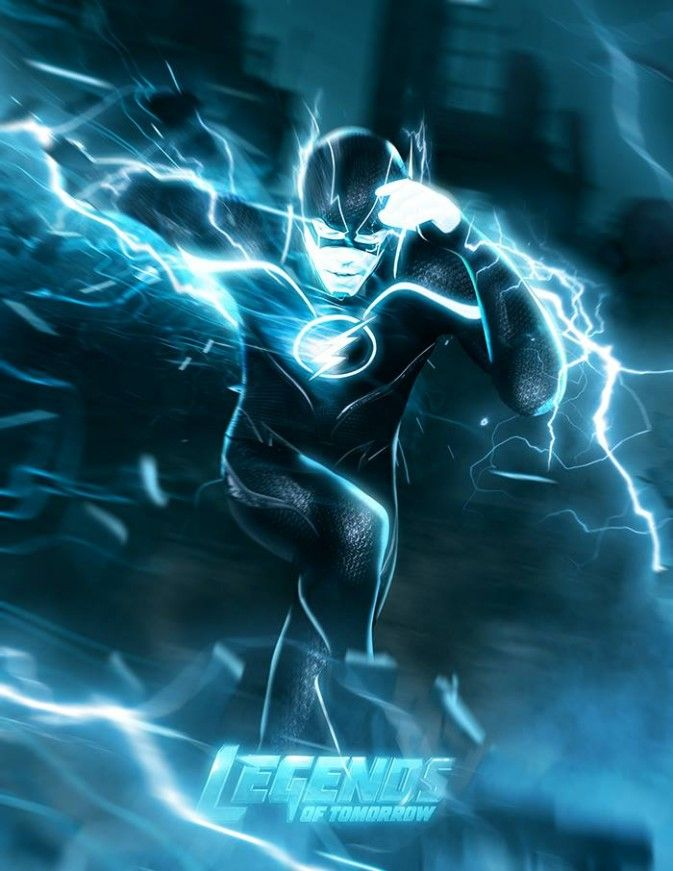 Future Flash From Legends Of Tomorrow Danny F Pinterest The
