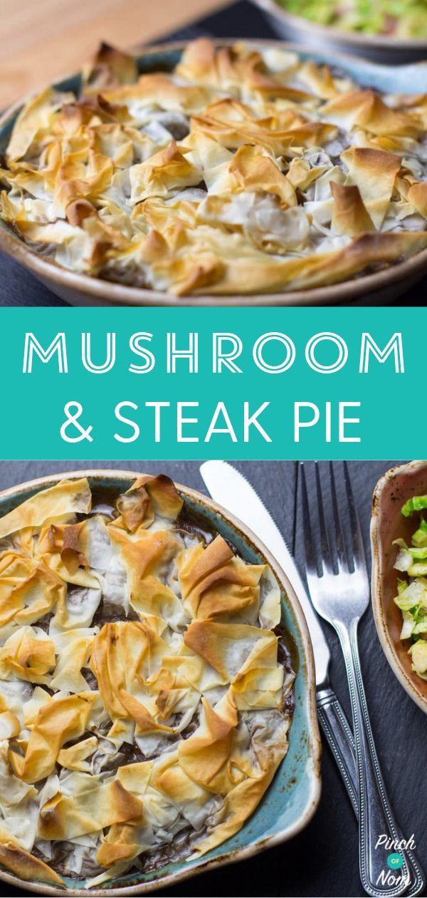 Steak and Mushroom Pie #steak #mushroom #pie | Steak and ...