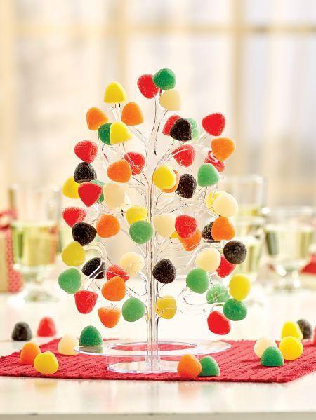 gumdrop christmas tree