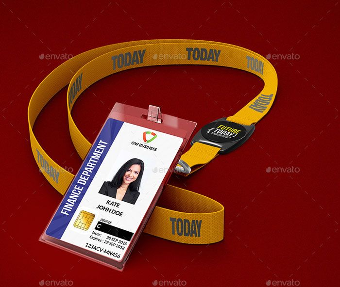 In These Days Id Card Identification Card Is Widely Used By