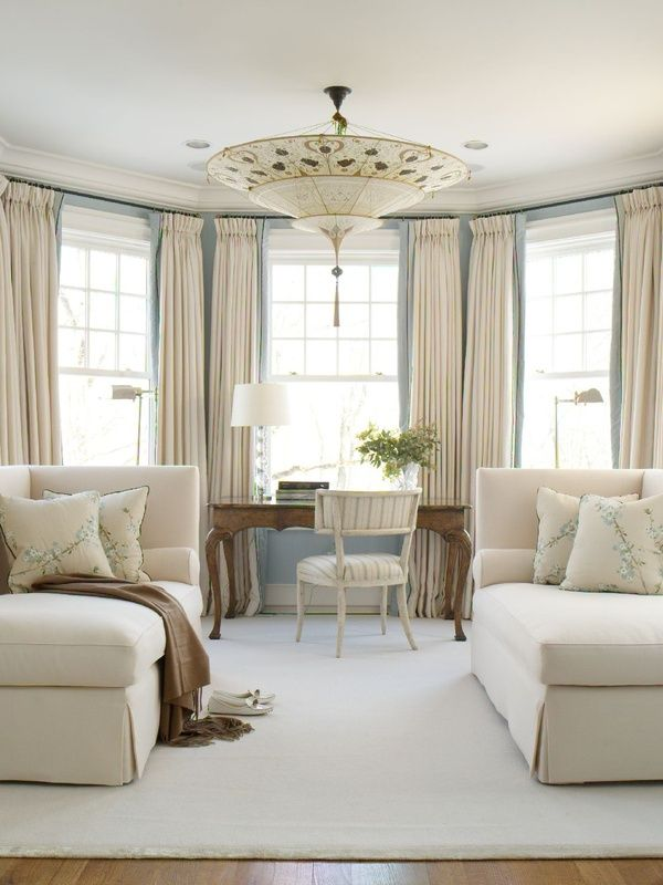 Interior Design Ideas  Home Bunch  An Interior Design Luxury Fair Bay Window Living Room Design Review