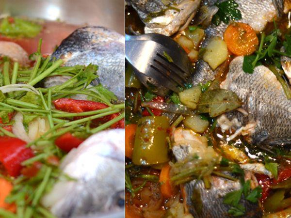 g2food: huzur... Balıkçı yahnisi tekne gezisi