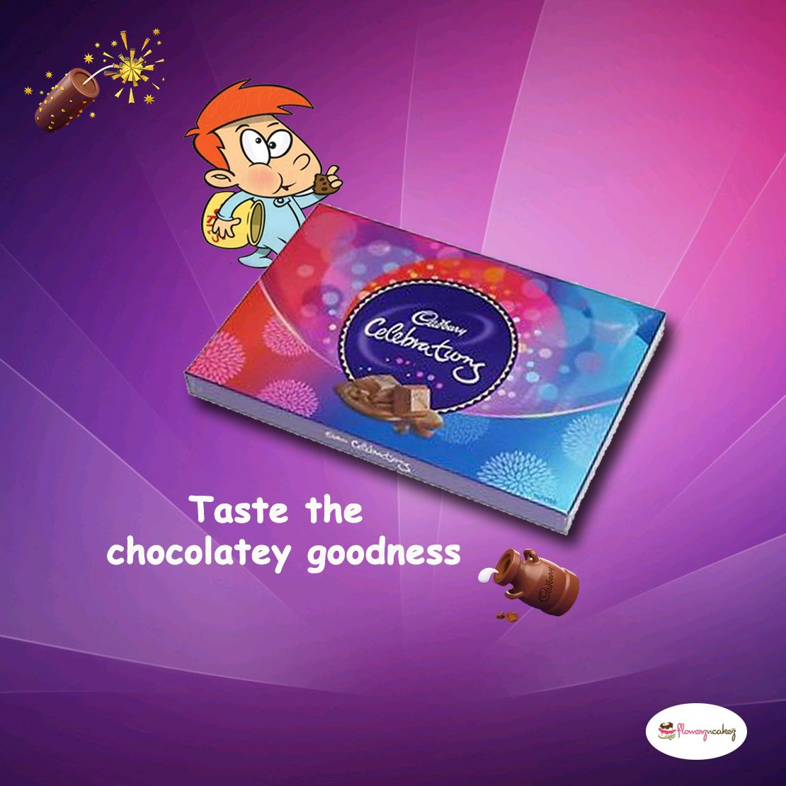2a9fdfd306 Be happy and eat chocolate because a chocolate now and then never hurts.  Buy Now