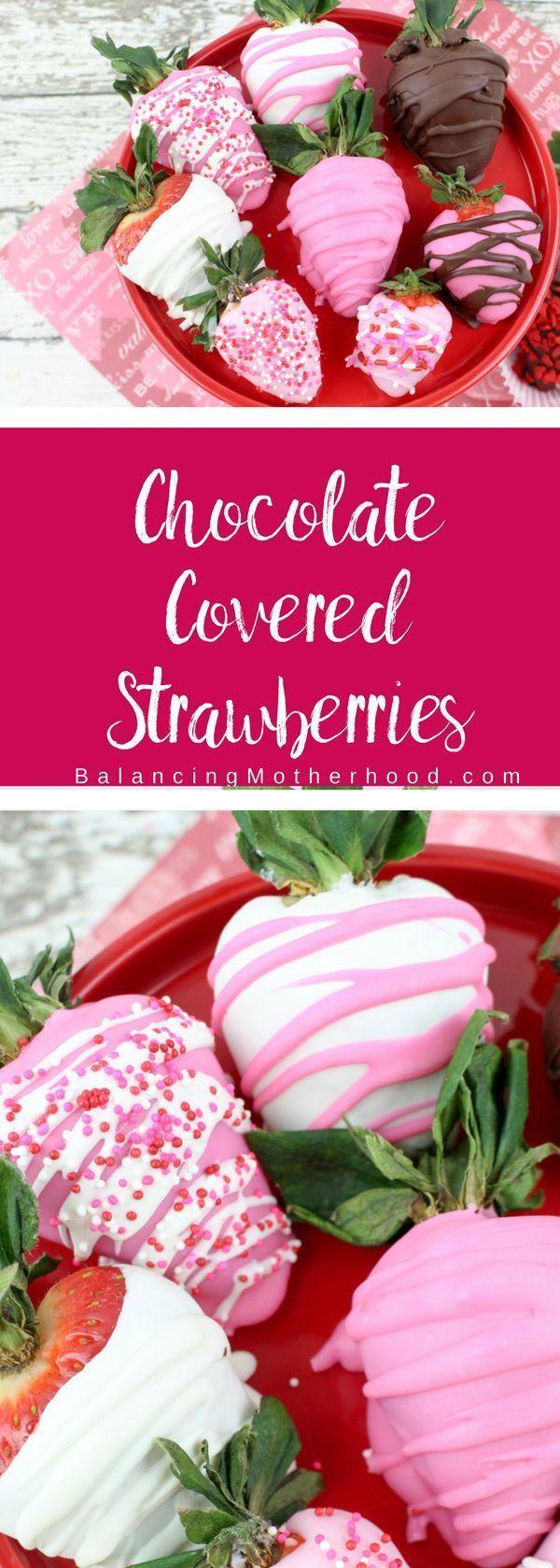 Photo of Chocolate Covered Strawberries  