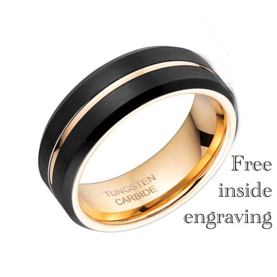 Tungsten Carbide Rings Are Remarkable Pieces Of Jewelry In Many