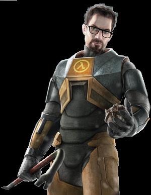 Comparing Storytelling In Games Literature Gordon Freeman Half Life Half Life Game