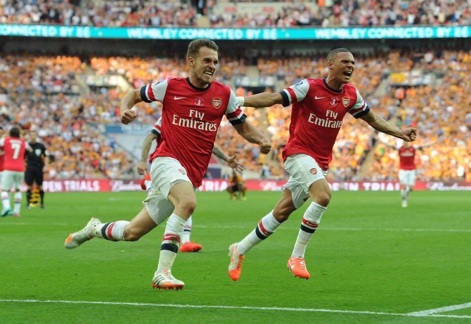 Pin On Arsenal FA Cup Winners 2014