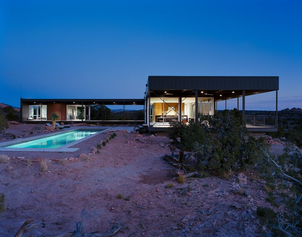 good Prefab Homes Utah Modern Part - 4: Check Out 30 Beautiful Modern Prefab Homes. Modular prefab homes are also  built in a factory on an assembly line. They are built in complete  functioning ...