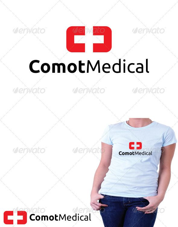 Comot Medical Logo hospital Pinterest Medical logo, Logos and