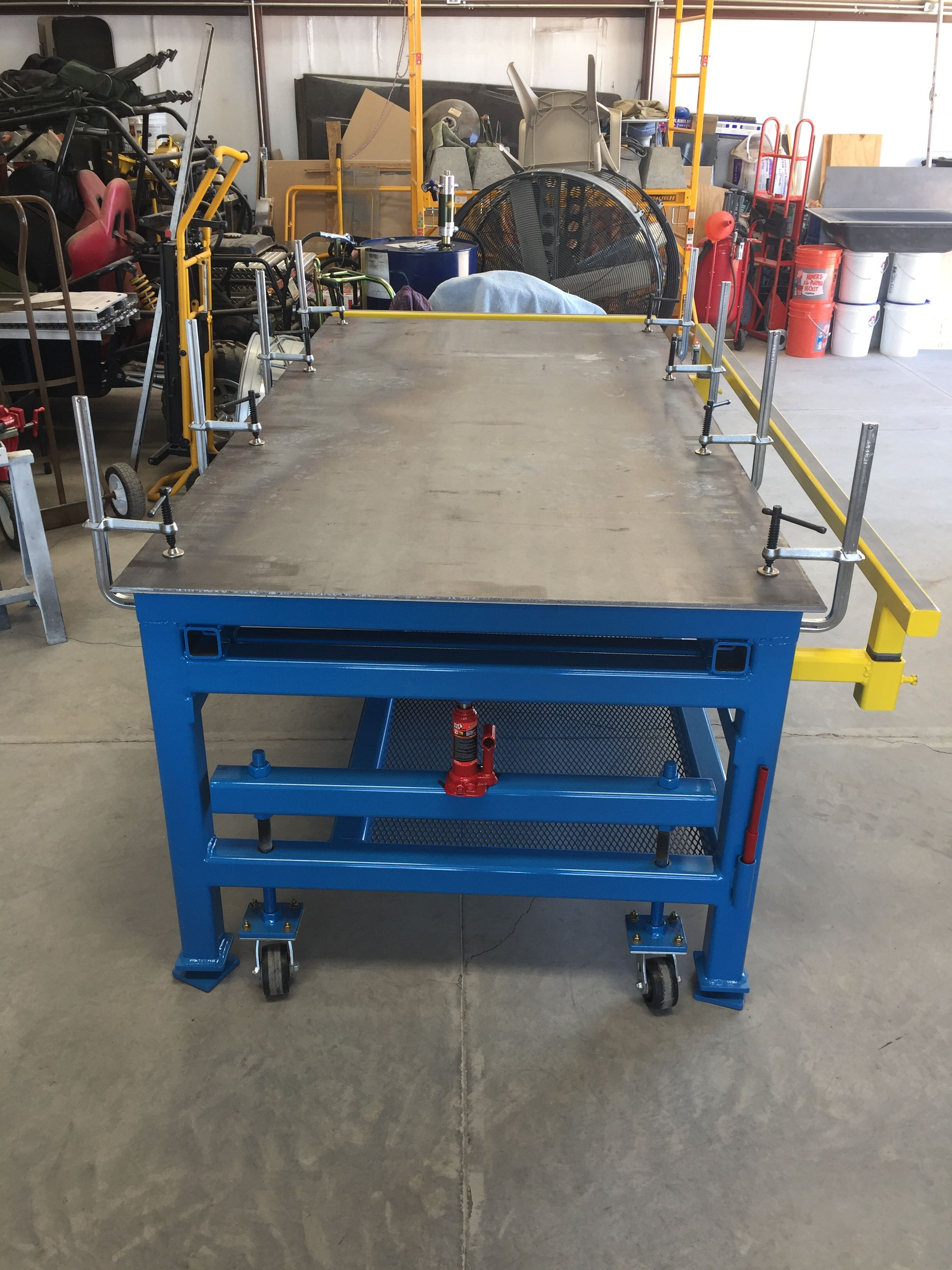 welding tables welding table