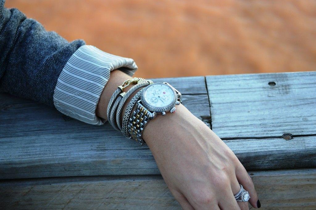 7e664518c Add to my Christmas list: Michelle watch & David Yurman bracelets ...