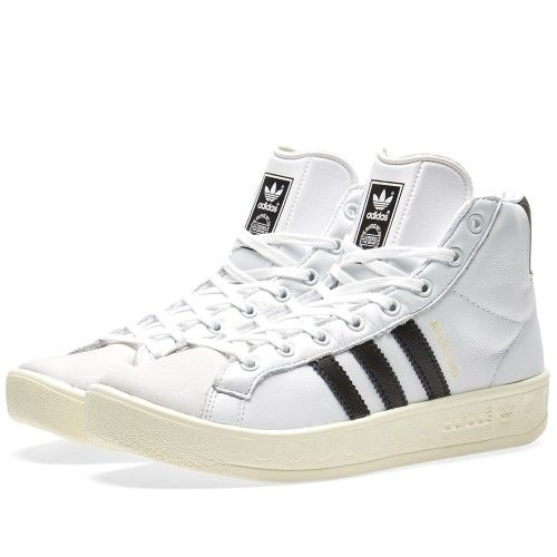 ADIDAS ALLROUND HIGH weiß Retro Turnschuh Sneaker