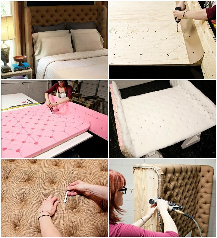 78 Superb DIY Headboard Ideas for Your Beautiful Room - Page 8 of 8