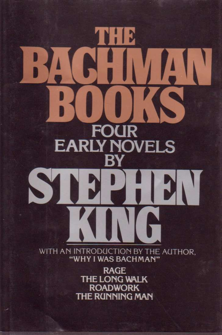 Known Alias How Stephen King Was Outed As Richard Bachman Stephen King Stephen King Books Novels