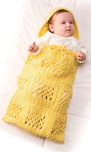 Blottir Bébé Snuggler from Crochet! Spring 2013. Order here: http://www.anniescatalog.com/detail.html?prod_id=100003