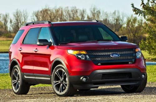 ford explorer accessories on pinterest 2014 ford explorer ford. Cars Review. Best American Auto & Cars Review