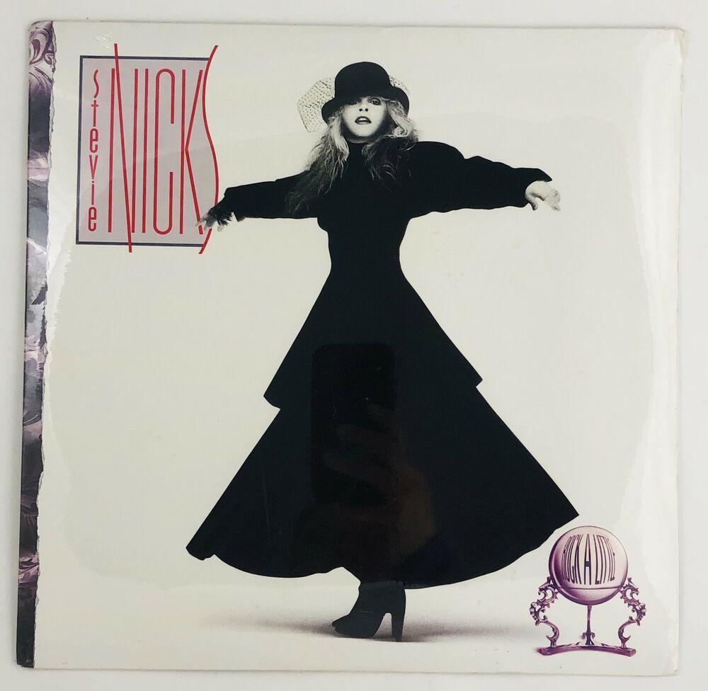 Stevienicks Rock A Little Fleetwoodmac New Sealed Vinyl Lp Rock Ebay D Fleetwood Mac Stevie Nicks Fleetwood Mac Stevie Nicks
