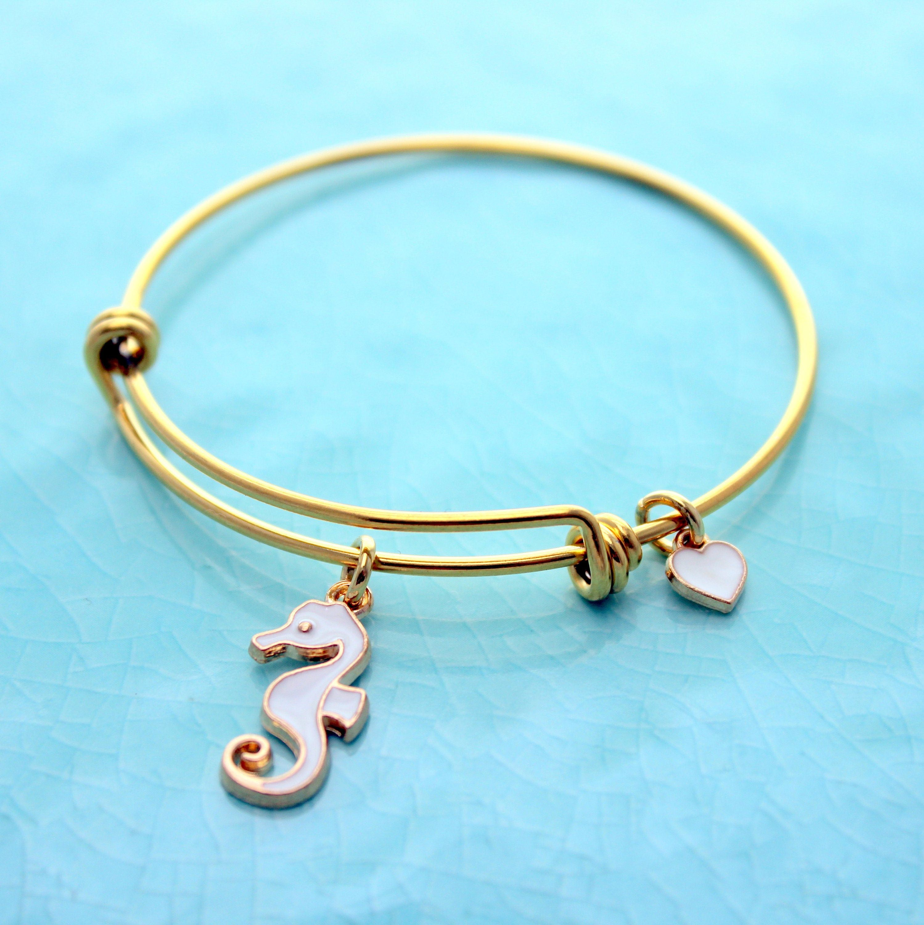 Sweet Girl Bracelet In delicate flyer gift Schooling birthday 8 mm wide Leather with silver Star Sliding Pearl 21 cm long
