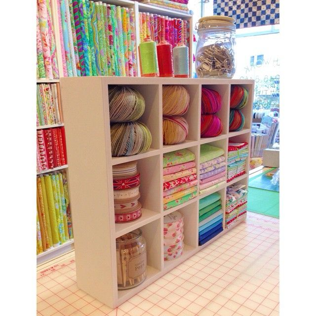 Interior at Tikki Patchwork shop in Kew Gardens, London | TIKKI ... : quilting shops london - Adamdwight.com