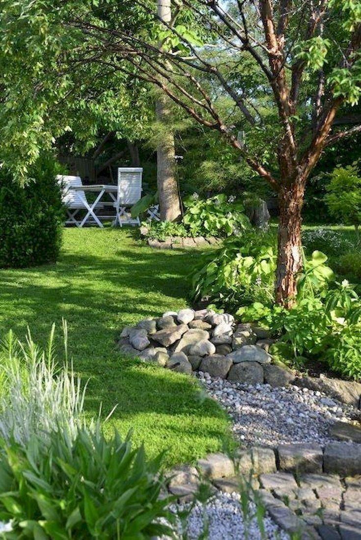 71 Fantastic Shade Garden Ideas For The Backyard #backyardlandscaping