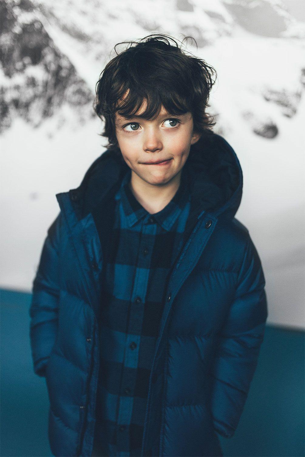 Toddler boy hair long zara  zaraeditorial  editorials  cold days  kids  m o d e