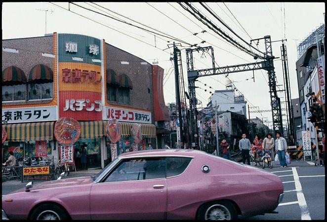 森山大道のカラー写真展、1960年...